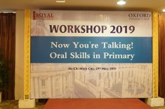 "Workshop Training 2019 - ""Now you're talking! Oral Skills in Primary"""